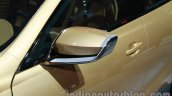Jaguar C-X17 at 2014 Auto Expo wing mirror