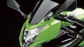 Kawasaki Ninja 250 RR Mono headlamp press shot