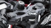 Kawasaki Ninja 250 RR Mono ignition detail press shot