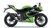 Kawasaki Ninja 250 RR Mono side profile press shot