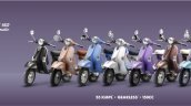 LML Star Euro 150cc press shot colors