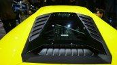 Lamborghini Huracan Live engine