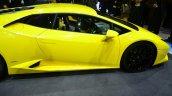 Lamborghini Huracan Live front side profile