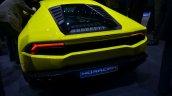 Lamborghini Huracan Live rear quarter