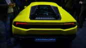 Lamborghini Huracan Live rear with lights