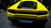 Lamborghini Huracan Live rear