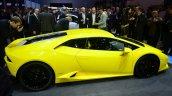 Lamborghini Huracan Live side
