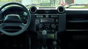 Land Rover Defender Black Pack interior (2)