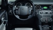 Land Rover Discovery XXV Special Edition dashboard left hand drive