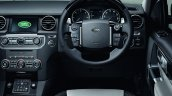 Land Rover Discovery XXV Special Edition dashboard righ hand drive