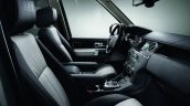 Land Rover Discovery XXV Special Edition interior LHD