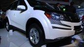 Mahinda XUV500 Hybrid front three quarter live