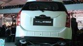 Mahinda XUV500 Hybrid rear live