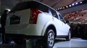 Mahinda XUV500 Hybrid rear three quarter live