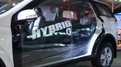 Mahinda XUV500 Hybrid side cutaway detail live