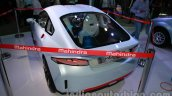 Mahindra HALO rear three quarters at Auto Expo 2014