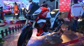 Mahindra Mojo front three quarter left live