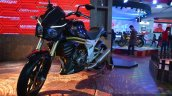 Mahindra Mojo front three quarter live
