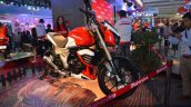Mahindra Mojo front three quarter right live