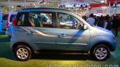 Mahindra Quanto autoSHIFT AMT side at Auto Expo 2014