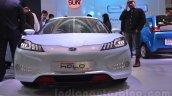 Mahindra Reva HALO concept front live