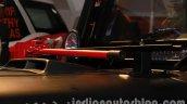 Mahindra Thar Midnight Edition Auto Expo hood scoop