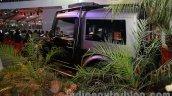 Mahindra Thar Midnight Edition Auto Expo rear quarter
