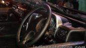 Mahindra Thar Midnight Edition Auto Expo steering