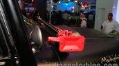 Mahindra Thar Midnight Edition at Auto Expo