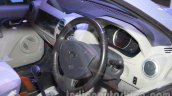 Mahindra Verito Electric interior at Auto Expo 2014