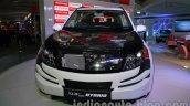 Mahindra XUV500 diesel hybrid at Auto Expo 2014