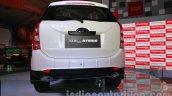 Mahindra XUV500 diesel hybrid rear at Auto Expo 2014