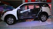 Mahindra XUV500 diesel hybrid side at Auto Expo 2014