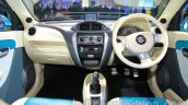 Maruti Alto 800 Browzer dashboard