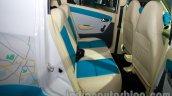 Maruti Alto 800 Browzer rear seat