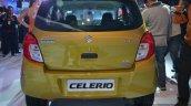 Maruti Celerio rear live