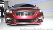 Maruti Ciaz Concept front view