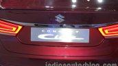 Maruti Ciaz Concept rear fascia