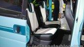 Maruti EECO Piknik rear seats