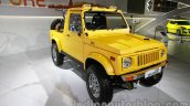 Maruti Gypsy Escapade front three quarter live