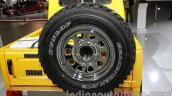 Maruti Gypsy Escapade rear spare wheel live