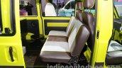 Maruti Omni Cafe rear seat