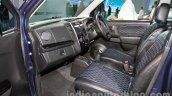 Maruti Stingray front seats live
