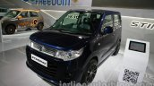Maruti Stingray front three quarter live