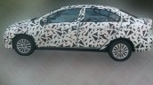 Maruti Suzuki Ciaz spied China side
