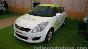 Maruti Swift Range Extender front three quarter left live