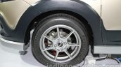 Maruti Wagon R Xrest wheel