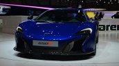 McLaren 650S front - Geneva Live