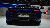 McLaren 650S rear detail - Geneva Live