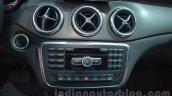 Mercedes GLA aircon vents at Auto Expo 2014